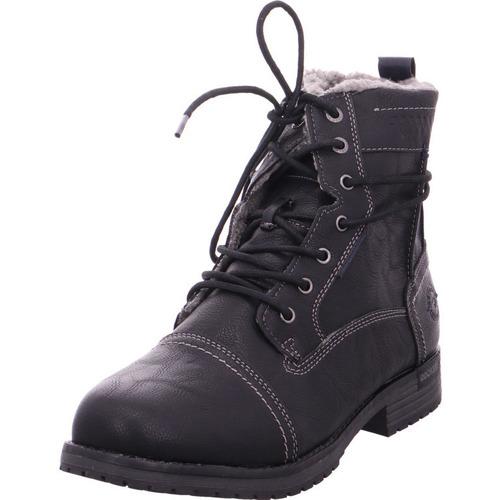 timeless design 28b6d 86d1a Dockers 43PE101600 schwarz - Schuhe Stiefel 59,95 - Herren ...