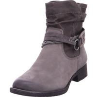 Schuhe Damen Stiefel Stiefelette Woms Boots GRAPHITE