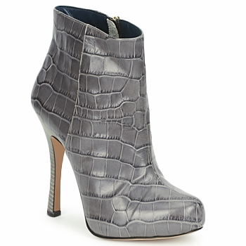 Schuhe Damen Low Boots Pollini PA2115 Coc.lu.smog