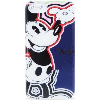 Taschen Handytasche Iceberg Cover Happy Mickey Maus fur iPhone 6 6 6S 7 8  BE Noir