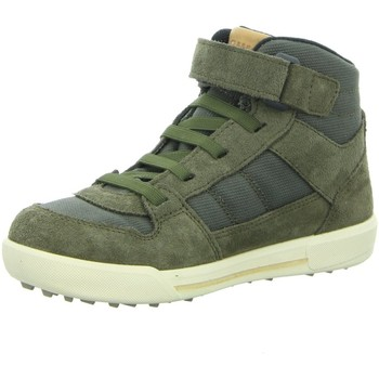 Schuhe Jungen Sneaker High Lowa High Schnür/Klett Boots Gore 650616-0748 oliv