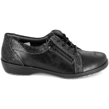Schuhe Damen Derby-Schuhe Boissy Derby 80069 Noir Schwarz