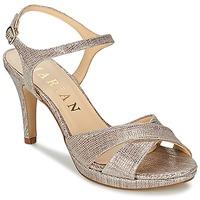 Schuhe Damen Sandalen / Sandaletten Marian DORY Silbern