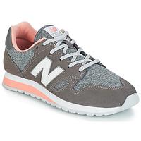 Schuhe Damen Sneaker Low New Balance WL520 Grau