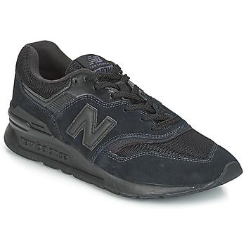 Schuhe Sneaker Low New Balance CM997 Schwarz