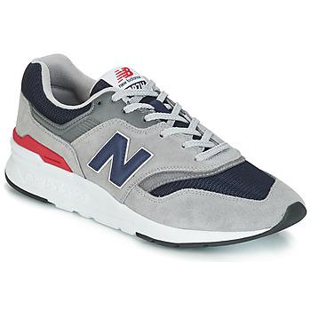 Schuhe Herren Sneaker Low New Balance CM997 Grau