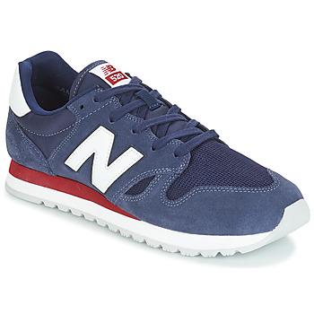 Schuhe Sneaker Low New Balance U520 Blau