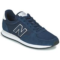 Schuhe Sneaker Low New Balance U220 Blau