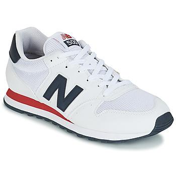 Schuhe Sneaker Low New Balance GM500 Weiss