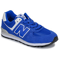 Schuhe Kinder Sneaker Low New Balance GC574 Blau