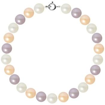 Uhren & Schmuck Damen Armbänder Blue Pearls BPS K131 W - OB Multicolor