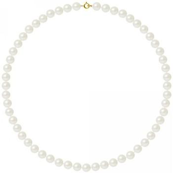 Uhren & Schmuck Damen Collier Blue Pearls BPS K027 W Multicolor