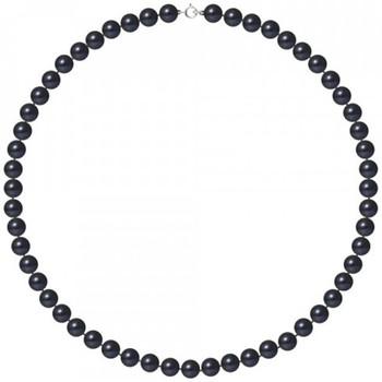 Uhren Damen Collier Blue Pearls BPS K029 W - OB Multicolor