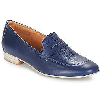 Schuhe Damen Slipper Karston JOCEL Blau
