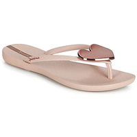 Schuhe Damen Zehensandalen Ipanema MAXI FASHION II Rose