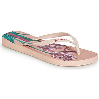 Schuhe Damen Zehensandalen Ipanema BOTANICALS Rose