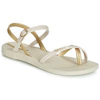 Schuhe Damen Sandalen / Sandaletten Ipanema FASHION SANDAL VII Beige / Gold