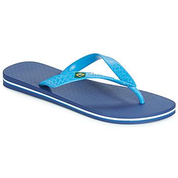 Schuhe Herren Zehensandalen Ipanema CLASSIC BRASIL II Blau