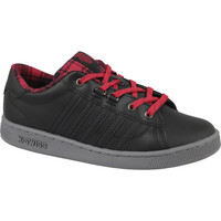 Schuhe Kinder Sneaker Low K-Swiss Hoke Plaid 85111-050