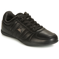 Schuhe Herren Sneaker Low Kappa VIRANO Schwarz