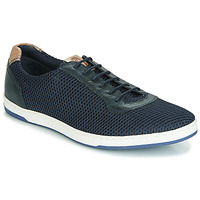 Schuhe Herren Sneaker Low Base London HUSTLE MESH Blau