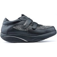 Schuhe Damen Sneaker Low Mbt Damenschuhe  PATIA W BLACK