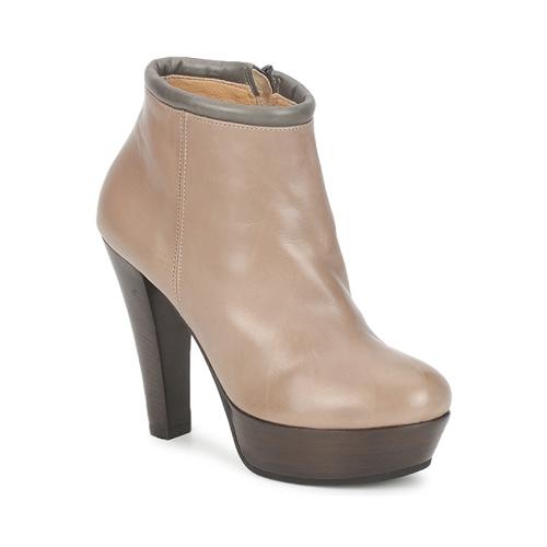 Keyté POULOI Maulwurf Schuhe Ankle Boots Damen 99,50
