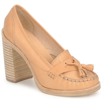 Schuhe Damen Pumps Swedish hasbeens TASSEL LOAFER Beige