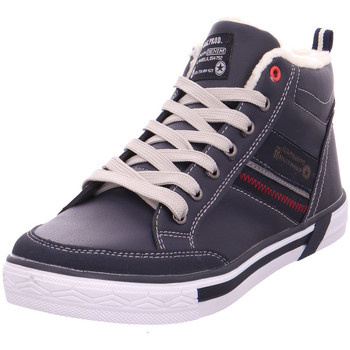 Schuhe Herren Sneaker High Hengst - 370652-401 blau