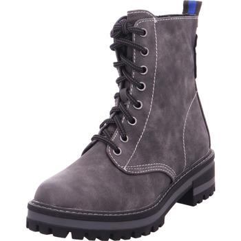 Schuhe Damen Stiefel Stiefel Woms Boots GRAPHITE 206