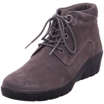Schuhe Damen Stiefel Longo - 1014827-L20601 grau