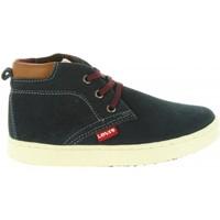 Schuhe Kinder Boots Levi's VCAM0001L CAMBRIDGE Azul
