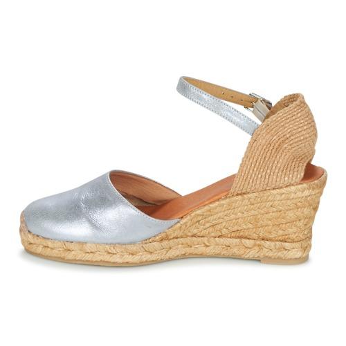 Betty London CASSIA Silbern  Damen Schuhe Sandalen / Sandaletten Damen  47,99 b9fa63
