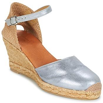 Sandalen / Sandaletten Betty London CASSIA Silbern 350x350