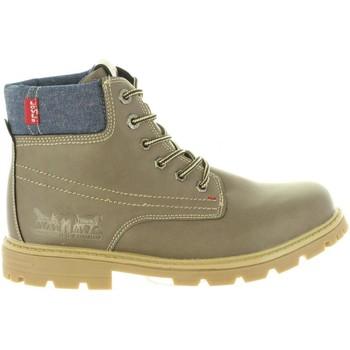 Schuhe Kinder Boots Levi's VFOR0010S FORREST Marr?n