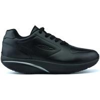 Schuhe Sneaker Low Mbt 1997 LEDER WINTER MANN SCHUHE BLACK_NAPPA