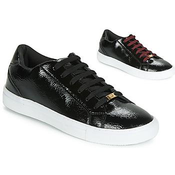 Schuhe Damen Sneaker Low André MIMOSA Schwarz