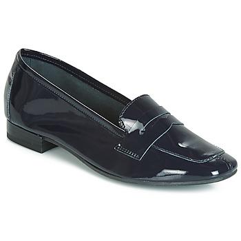 Schuhe Damen Slipper André NEMOURS 2 Marine