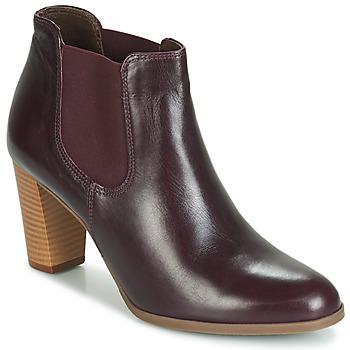 Schuhe Damen Boots André ROSIE Bordeaux