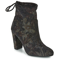 Schuhe Damen Boots André PETRA Multicouleurs