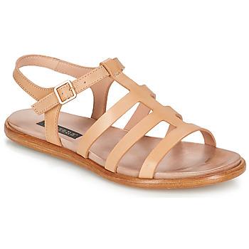 Schuhe Damen Sandalen / Sandaletten Neosens AURORA Beige