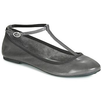 Schuhe Damen Ballerinas André LILAS Grau