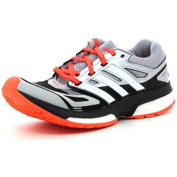 Schuhe Damen Laufschuhe adidas Performance Response Boost Tech Junior Grau