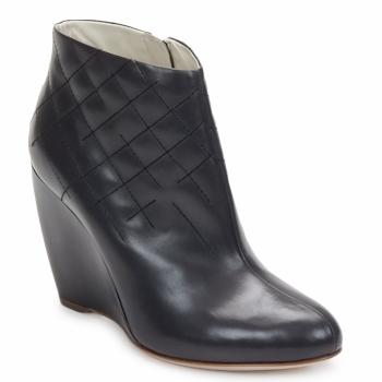 Schuhe Damen Ankle Boots Rupert Sanderson GLEN Grau