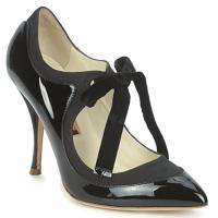 Schuhe Damen Pumps Rupert Sanderson BLAZE Schwarz