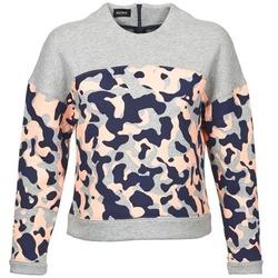 Kleidung Damen Sweatshirts Kookaï EXEDOU Grau / Multicolor