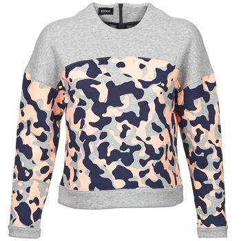 Kleidung Damen Sweatshirts Kookaï EXEDOU Grau / Multifarben