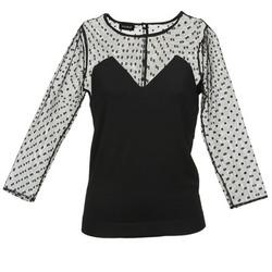 Kleidung Damen Pullover Kookaï FERMULE Schwarz