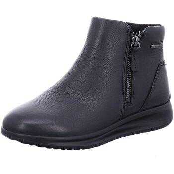 Schuhe Damen Stiefel Ecco Stiefeletten  AQUET 207083/01001 schwarz