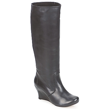 Schuhe Damen Klassische Stiefel Vialis GRAVAT Schwarz